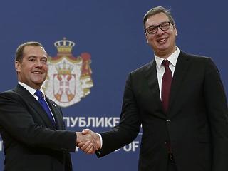 Putyin és Macron nagy balkáni paktuma? Szerbia ma nagy lépést tesz