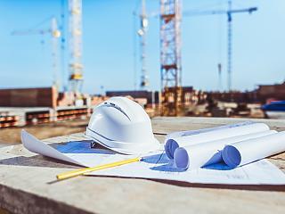 Építőipar: az alacsony bázis miatt jobb lett az idei március, mint a tavalyi