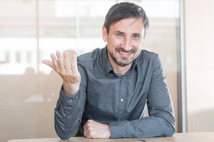 Szabó Dávid, a CryptoPosition kriptodeviza-alap kezelője