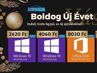 2021 speciális ajánlatai: Windows 10 Pro már 2600 forintért