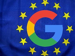 Elképesztő nagy bírságot kapott a Google