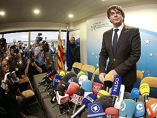 Sikerrel jártak a tüntetők: szabadon engedik a katalán elnököt