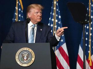 Trump újabb kanócot gyújtana be a világ lőporos hordójánál