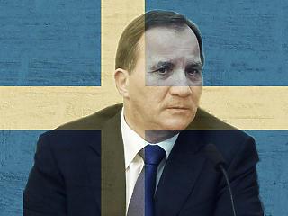 Elbukta a szavazást: kénytelen lemondani a svéd kormányfő