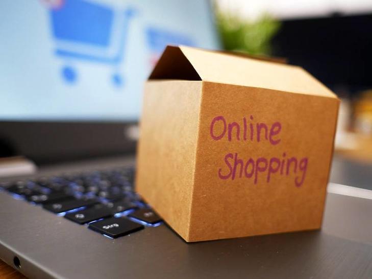 Online vásárlás (Pixabay.com)