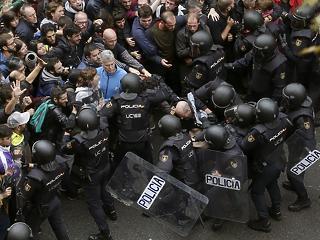 Sztrájkok és újabb megmozdulások Katalóniában