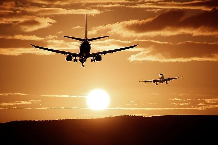 Lesz, akit a repülőtéren visszafordítanak majd. Fotó: Pixabay