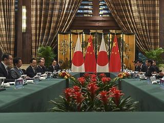 Japán eléggé ki van borulva a szomszédai miatt
