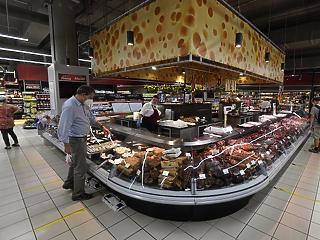 KSH: Csökkent a kiskereskedelmi üzletek forgalma