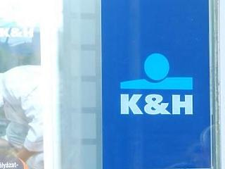 Egyre jobban rákapnak a K&H ügyfelei az online bankolásra