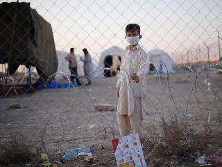 Új szakaszába lépett az afgán menekültválság