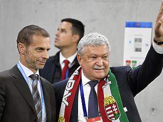 Közel 300 millió forintot kap az MLSZ a FIFA-tól