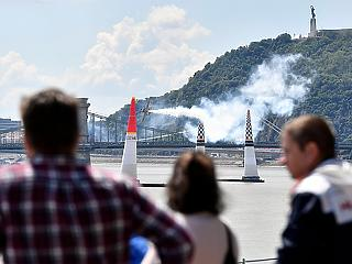 Zamárdiban lesz idén a Red Bull Air Race