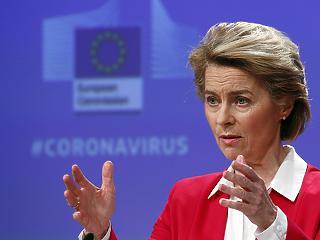 Formálódik a javaslat a gazdaság megmentésére – von der Leyen is rábólintott