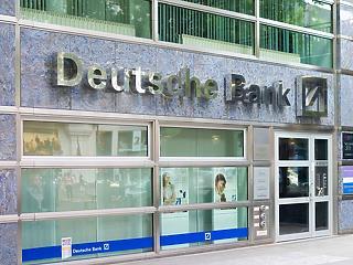 Deutsche Bank: 18 ezer fős leépítés