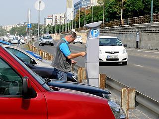 Megdrágul a parkolás Budapesten