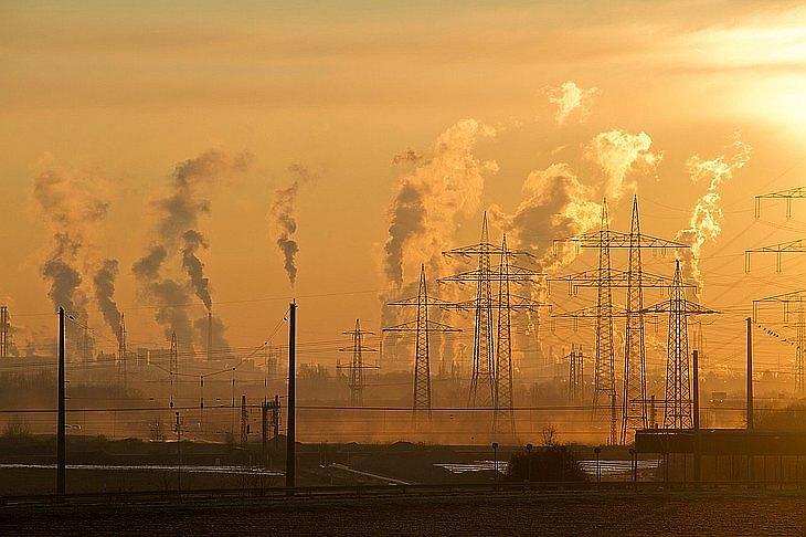 Forrósodó Föld - cselekvési kényszer. (Fotó: Pexels.com)