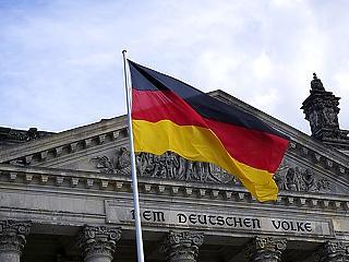 Németország: 7,5 százalékos GDP-zuhanás jön