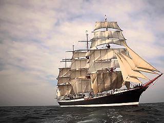 Lengyelország elkergetett egy orosz hajót