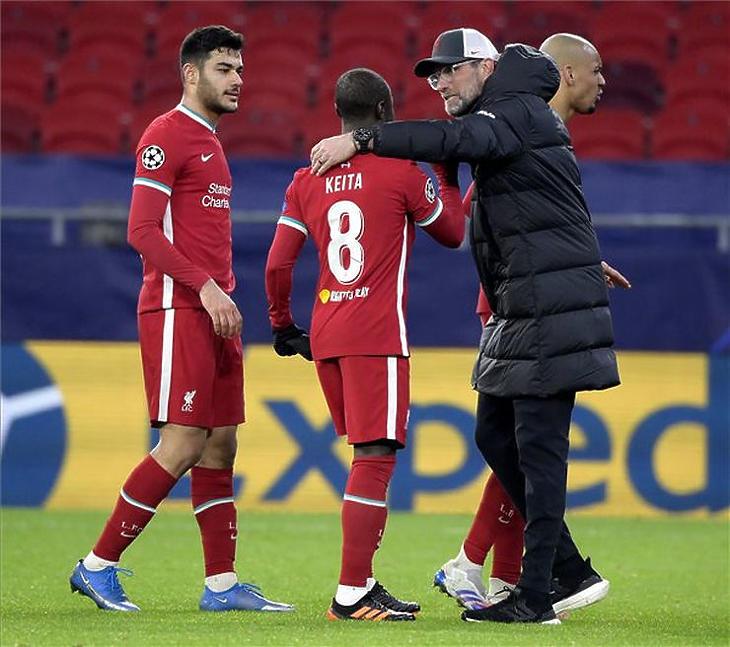 A legsikeresebb trénerek, mint például Jürgen Klopp aligha vágynak egy válogatott vezetésére (Fotó: MTI/Koszticsák Szilárd)