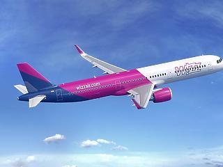 Új járatokat indít a Wizz Air