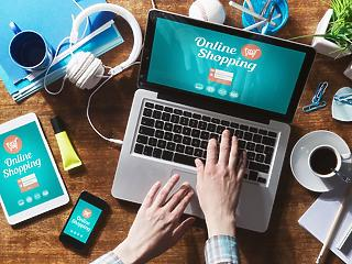 Berobbant az online kiskereskedelem