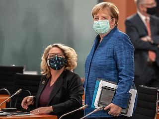 Berobbant a vírus Németországban: döntő jelentőségű napok jönnek