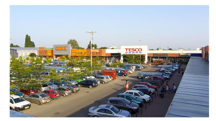 Befektetési célpont lett a Target Center (forrás:VLK Cresa)