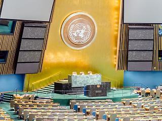 ENSZ - orosz diplomatáktól tagadta meg a beutazást Washington