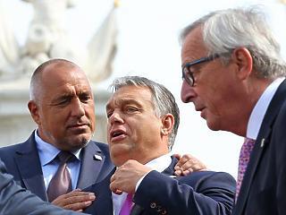 Juncker beszólt: Orbán álhíreket terjeszt