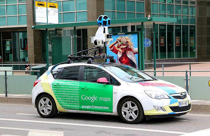 Érdemes figyelni: téged is lefotózhat a Google