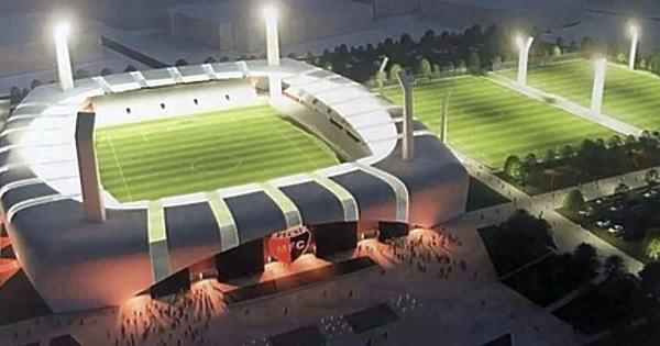 Megerősítették: épülhet az új pécsi stadion