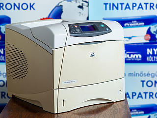 Retro nyomtató - modern minőség: a HP Laserjet 4250n modell szemszögéből