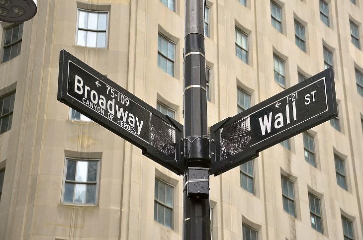 Wall Street (Pixabay.com)