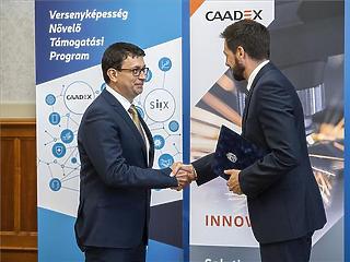 Szijjártó: minden cég megkapja az igényelt támogatását a versenyképességi programban