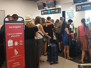 Légitársaság 80 százalékos diszkonttal, Varsó és Budapest alulteljesít