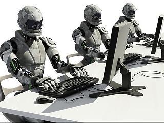 Jönnek a robotújságírók