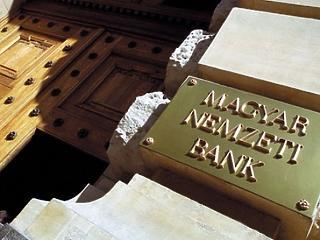 Nem változott a 0,9 százalékos MNB-alapkamat