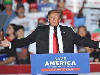 Megrendült Joe Biden elnöksége: Trump nyerheti a 2024-es elnökválasztást