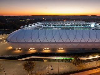 Csúnya veszteséget hozott össze a szombathelyi stadion