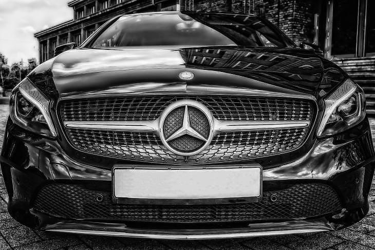 A Daimler egyik modellje (Pixabay.com)