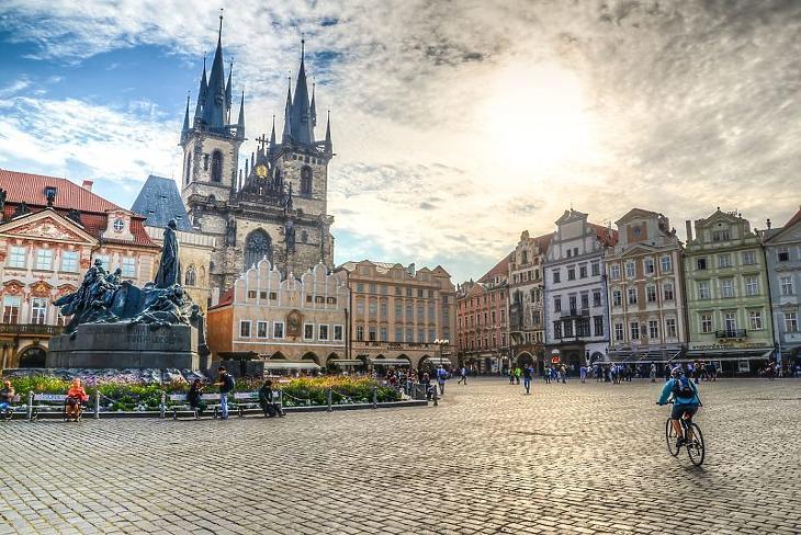 Prága (Fotó: Pixabay)