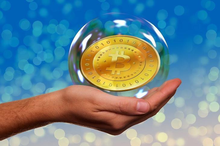 Bitcoin-lufi (Pixabay.com)