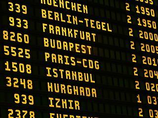 Baj volt Ferihegyen – pánik tört ki egy repülőn