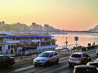 A nap képe: Európára ébredt Budapest