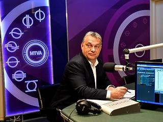 Orbán elárulta, min dolgozik hónapok óta