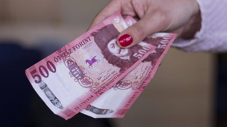 Van akinek még ennyi is alig jut naponta (Fotó: privatbankar.hu)