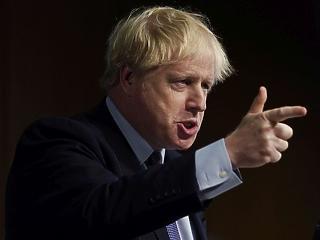 Agyonnyerheti magát Boris Johnson a decemberi választáson