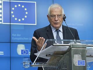Keményen odaszólt Izraelnek az uniós főképviselő