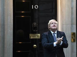 Volt forgatókönyv arra is, hogy Boris Johnson belehal a koronavírusba